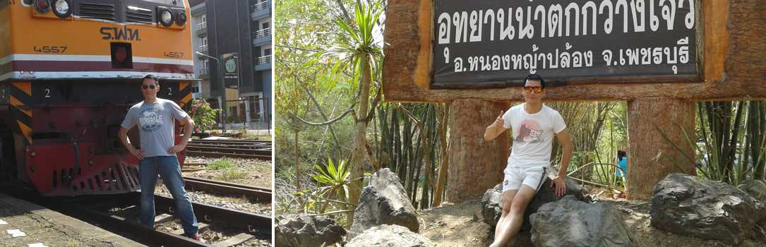 Discover some Bangkok's secrets