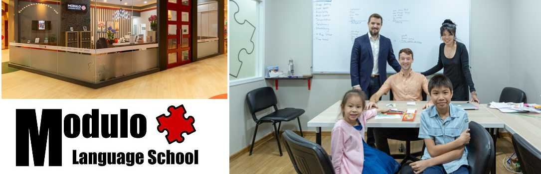 An exciting language school in Bangkok!