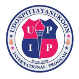 International Program, Udonpittayanukoon School